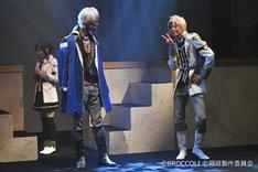 「The Stage 神々の悪戯 太陽と冥府の希望」より。(Photo by K.Hikaru)