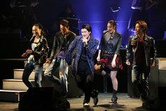 「I Love Musical」より、渡辺大輔。(撮影:宮川舞子)