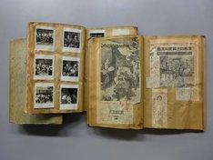 映画「忠臣蔵 花の巻 雪の巻」(1954年、大曾根辰夫監督、8代目松本幸四郎・初代松本白鸚出演)のスクラップ。