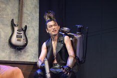 日替わりゲストの谷口賢志演じるザコ。