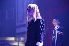 「王室教師ハイネ-THE MUSICAL-」ゲネプロより、蒼井翔太演じるリヒト。