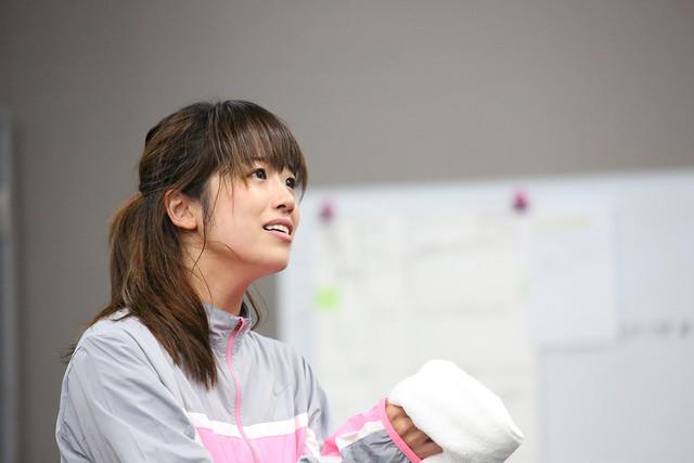 「『少女☆歌劇 レヴュー・スタァライト―The LIVE―』#1」公開稽古より。富田麻帆。