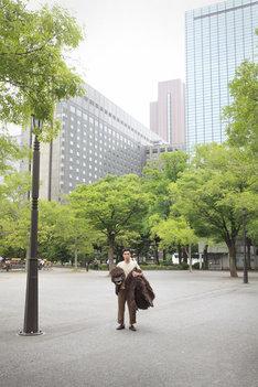 快快「GORILLA~人間とは何か~」ビジュアル(Photo: Kazuya Kato)
