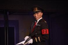 「超!脱獄歌劇『ナンバカ』」公開ゲネプロより。郷本直也演じる双六一。