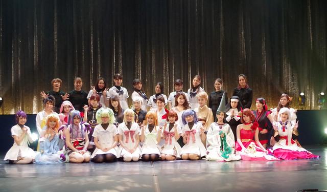 「まじかるすいーとプリズム・ナナ ザ・スターリーステージ」の出演者。