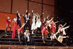 劇団四季「ソング&ダンス 65」公開舞台稽古より。(撮影:荒井健)