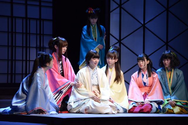 乃木坂46 3期生公演「見殺し姫」公開ゲネプロより。