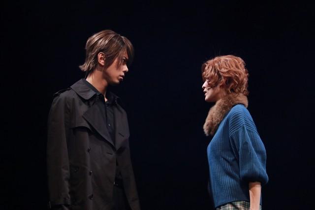 舞台「炎の蜃気楼昭和編 紅蓮坂ブルース」より。