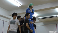 「東京キッドブラザース 再び!悔いなく生きるために!」より。