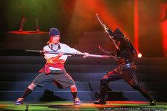 「舞台『K -MISSING KINGS-』」京都公演より。