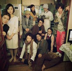 OFFICE SHIKA REBORN「パレード旅団」新ビジュアル