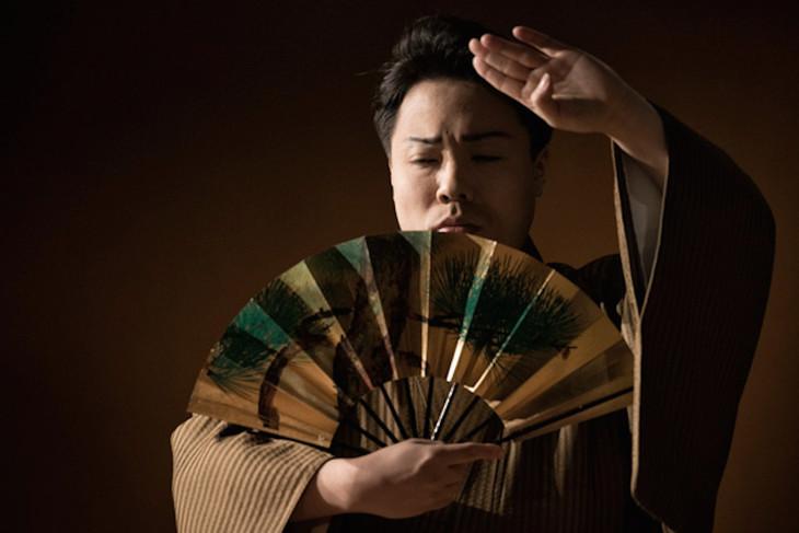 藤間勘十郎(撮影:公文健太郎)
