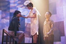キティエンターテインメント・プレゼンツ「父母姉僕弟君」ゲネプロより。(Photo:yuki kumagai)