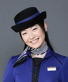ミュージカル「デパート!」より、前島亜美。