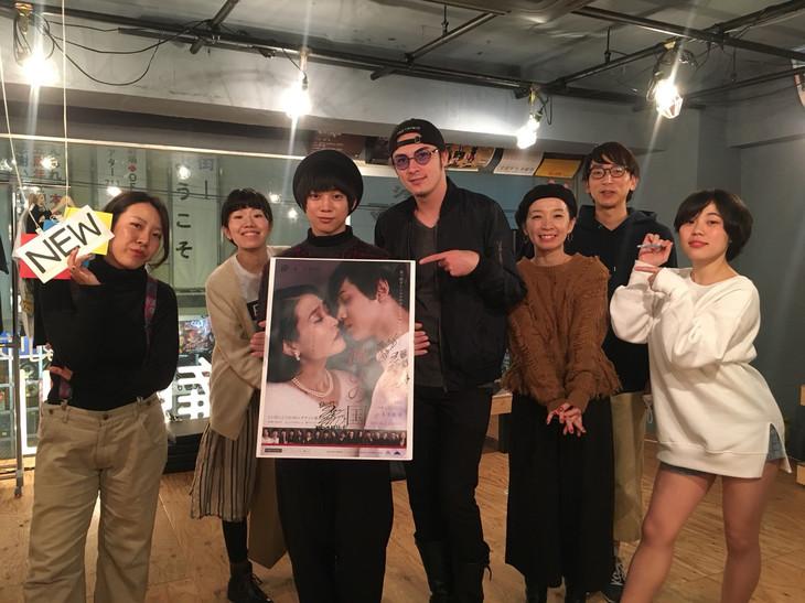 「第12回本公演『滅びの国』チケット発売イベントより。