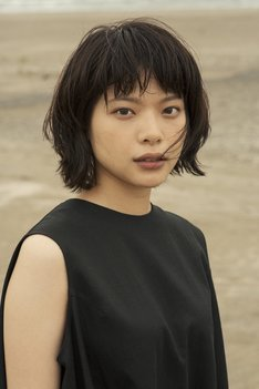 「余命10分」出演者の岸井ゆきの。(c)NHK