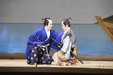 新橋演舞場 芸能生活55周年「舟木一夫特別公演」より。