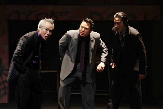 劇団番町ボーイズ☆第10回本公演「舞台『クローズZERO』」より。