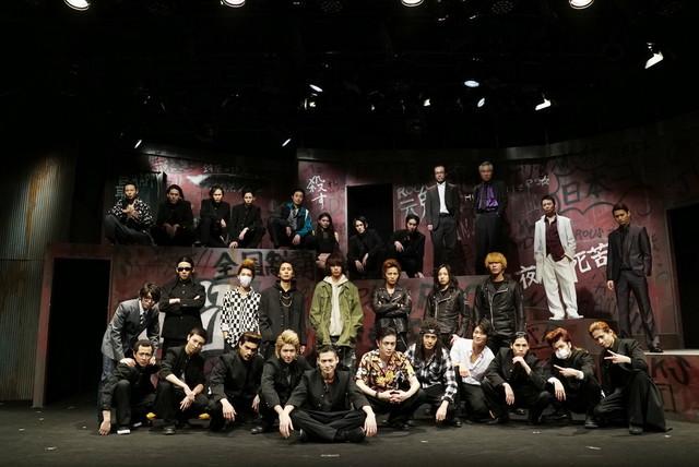 劇団番町ボーイズ☆第10回本公演「舞台『クローズZERO』」の出演者。