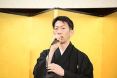 「新春浅草歌舞伎」製作発表より、坂東新悟。