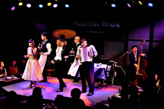 「移動レストラン ア・ラ・カルト Live Show ~美味しいものは心を動かすところにある~」より。