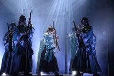 BSP(ブルーシャトルプロデュース)「『新選組』宵ノ章」ゲネプロより。