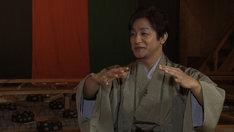 NHK Eテレ「SWITCHインタビュー 達人達(たち)『ヒャダイン×片岡愛之助』」より。片岡愛之助。(c)NHK