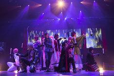 「ミュージカル『刀剣乱舞』 ~真剣乱舞祭 2017~」より。