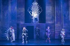 「Fate/Grand Order THE STAGE -神聖円卓領域キャメロット- Replica; Agateram」より。
