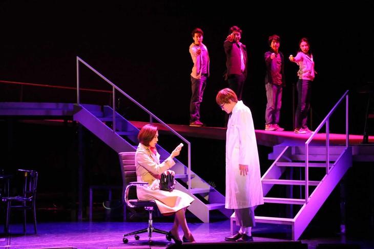 「TENTH」第1部「ネクスト・トゥ・ノーマル」ダイジェスト公演(写真提供:東宝演劇部)