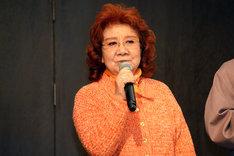 「#声だけ天使」第1話のゲスト声優・野沢雅子。