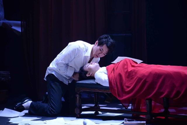 「『Shakespeare's R&J』~シェイクスピアのロミオとジュリエット~」ゲネプロより。