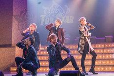 「舞台『私のホストちゃん REBORN ~絶唱!大阪ミナミ編~』」より。