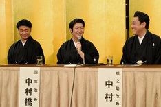 第三十四回「四国こんぴら歌舞伎大芝居」製作発表より。