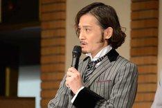 ミュージカル「ジキル&ハイド」製作発表記者会見より、畠中洋。