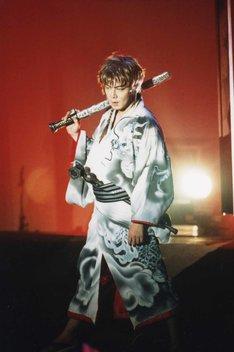 劇団☆新感線「髑髏城の七人」1997年上演版より。