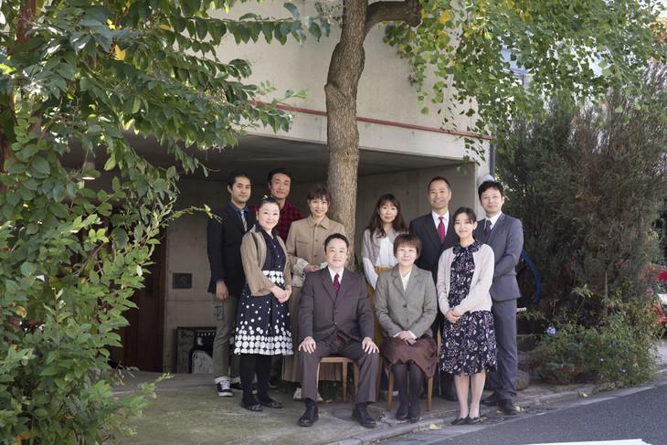 タテヨコ企画 第34回公演「あるサラリーマンの死」ビジュアル
