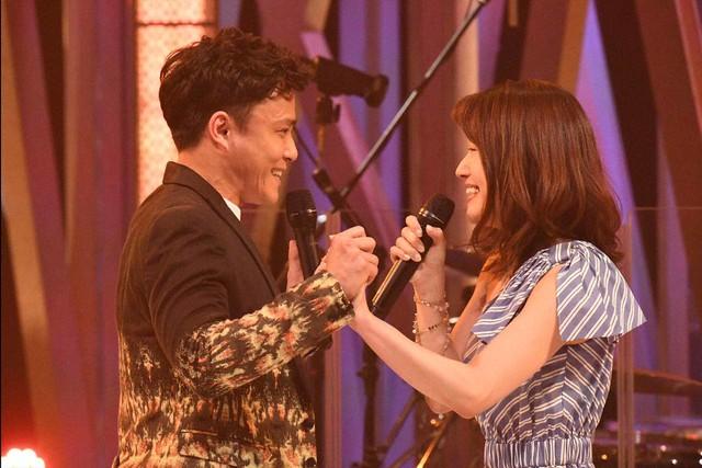 テレビ朝日系「関ジャム 完全燃SHOW」より左から厂原時也、齋藤舞。(c)テレビ朝日