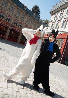 「リサとガスパール THE MUSICAL『ダンス!ダンス!ダンス!』」ビジュアル