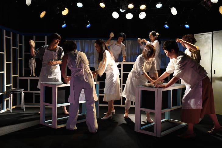 劇団太陽族「かえるでんち」より。(撮影:藤岡優介)