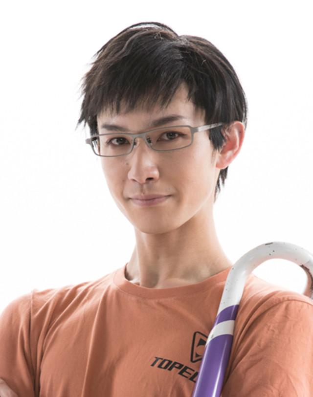 本川翔太演じる古賀公貴。