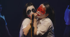 福島県立いわき総合高等学校 総合学科 芸術・表現系列(演劇)第14期生 東京公演「1999」より。