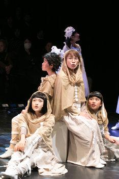 Zero Project プロデュース 2018「ミュージカル『新☆雪のプリンセス』」より。(撮影:立川賢一)(c)2108 新・雪のプリンセス