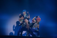「B-PROJECT on STAGE『OVER the WAVE!』REMiX」ゲネプロより。