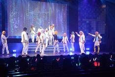 「アイ★チュウ ザ・ステージ ~Stairway to Etoile 2018~」公開ゲネプロより。