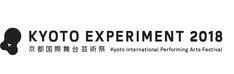 「KYOTO EXPERIMENT 京都国際舞台芸術祭 2018」ロゴ