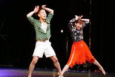 Baobab PRESENTS「DANCE×Scrum!!! 2018」より。