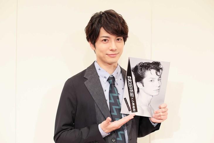 「月刊 和田琢磨×小林裕和」発売記念イベントより、 和田琢磨。