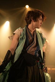 「『龍よ、狼と踊れ~Dragon,Dance with Wolves~』 ~草莽の死士~」より。