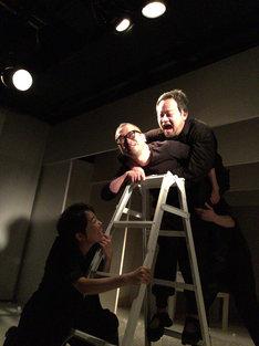 桃園会 第50回公演「深海魚」より。